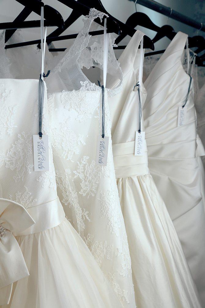 Plus size bridal dresses