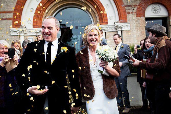 Wedding at The Petersham Hotel