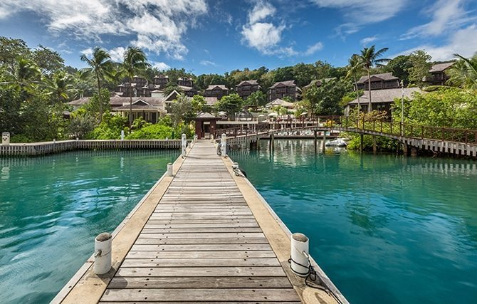 Capella Marigot Bay Review