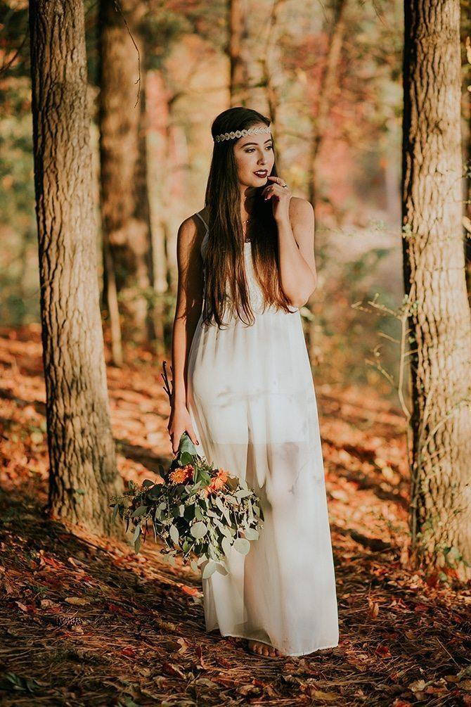 Autumn bride   Redtop Mountain Bride   Hellen Oliveira Photography