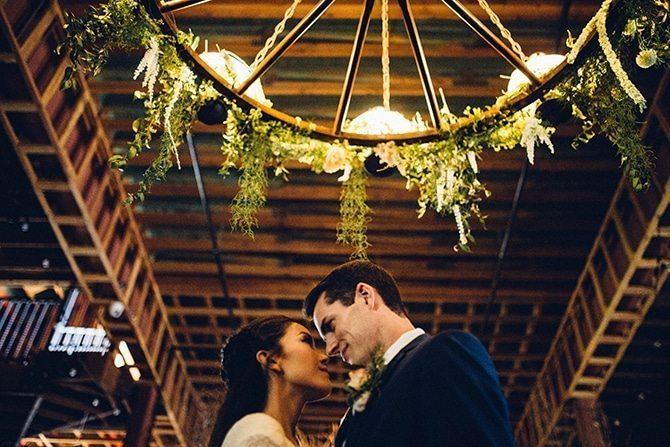Quiet Meadow Farm Wedding | Charming Barn Wedding | Kate Olson Photo