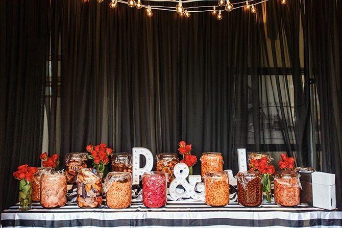 Wedding sweets | Downtown Wedding in Edmonton | Shandro Photo