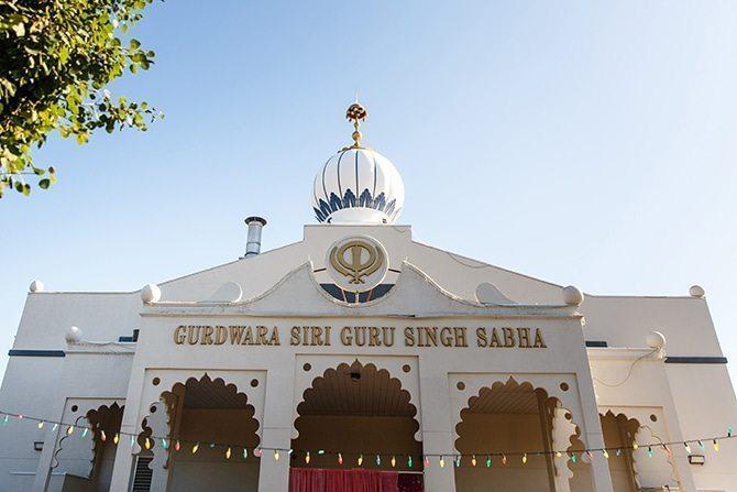 Sikh Gurdwara | Downtown Wedding in Edmonton | Shandro Photo
