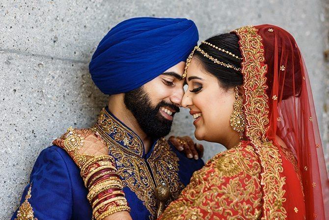 Wedding couple | Downtown Wedding in Edmonton | Shandro Photo