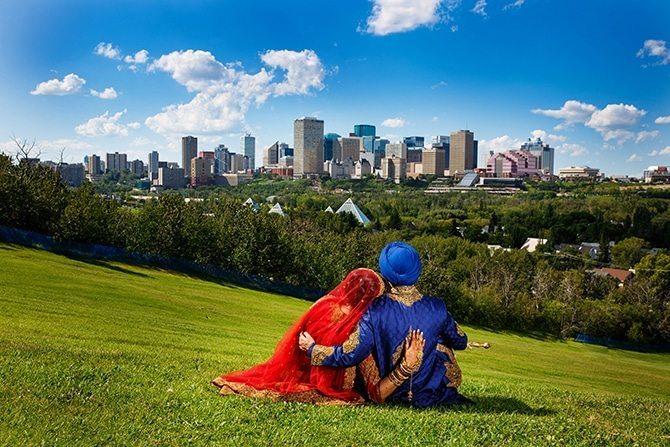Wedding in Edmonton | Downtown Wedding in Edmonton | Shandro Photo