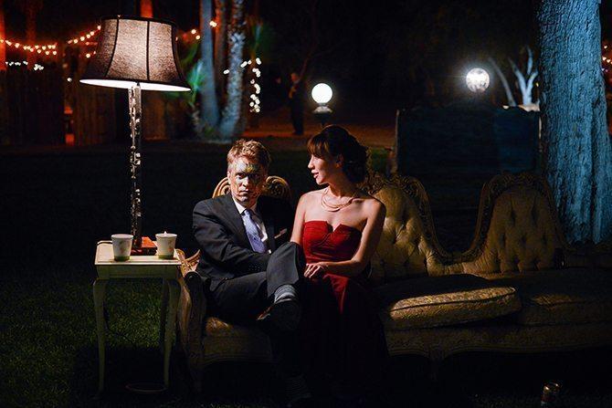 Wedding guests | Magical California Mansion Wedding VeroLuce Photography