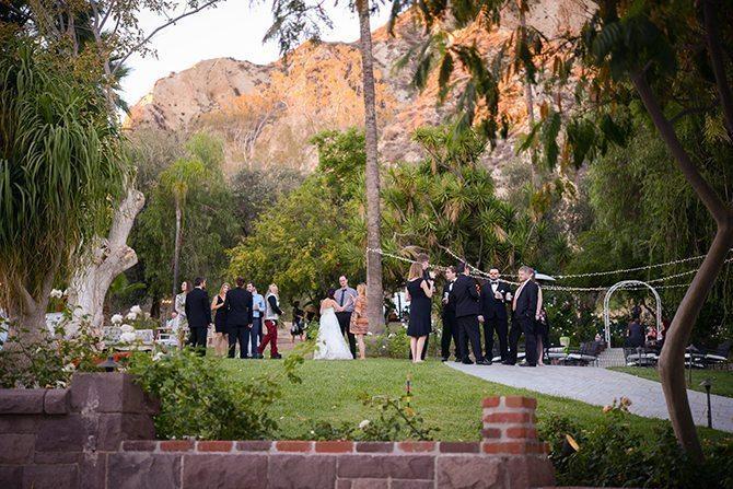 Outdoor wedding | Magical California Mansion Wedding VeroLuce Photography