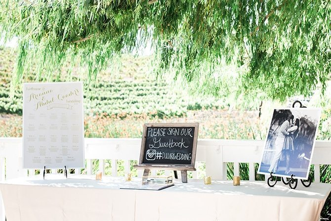 Outdoor wedding | Vineyard Wedding in Hollister | Amy Bluestar Photography