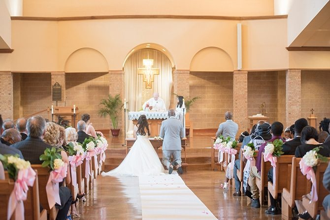 Wedding ceremony | Summer Wedding in Chicago | Lisa Kay Photograpy