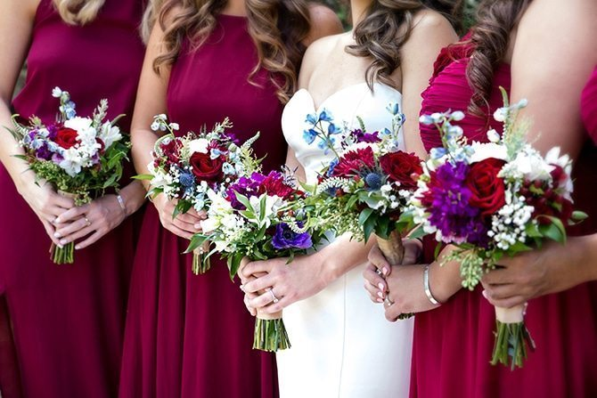 Bridal bouquets | Unique Wedding in Georgia | TSE Gallery Photography