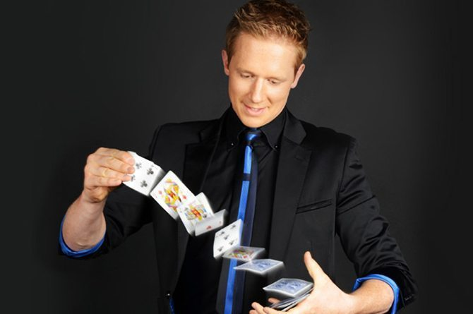 Wedding Entertainment Magician