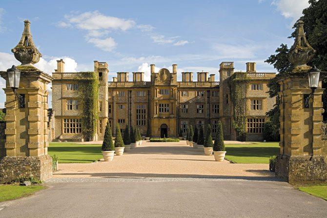 Eynsham Hall   Top Country House Wedding Venues UK