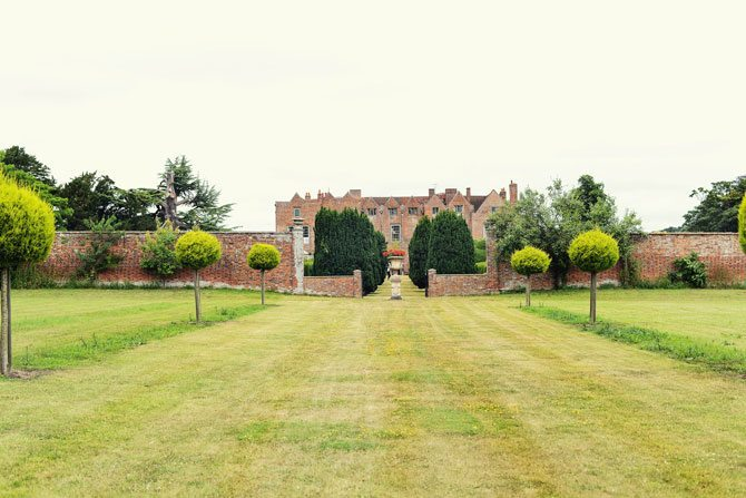 Glemham Hall | Top Country House Wedding Venues UK