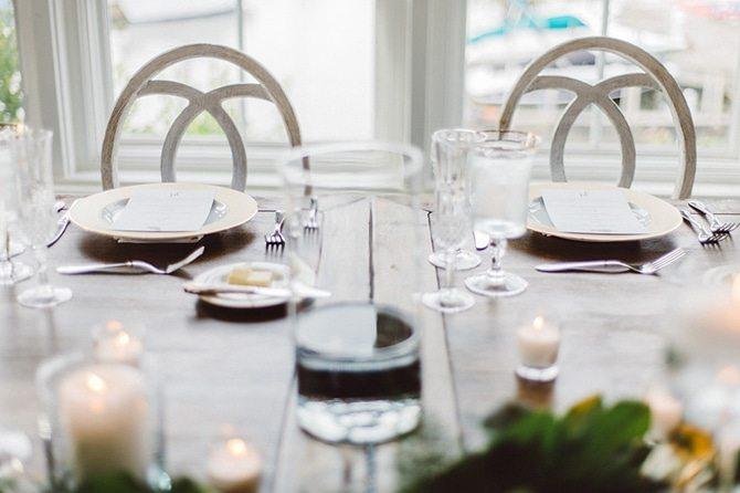 Nautical wedding decor | Nautical Wedding in Ohio | Aster & Olive Photography