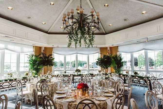 The Yachting Club Wedding | Nautical Wedding in Ohio | Aster & Olive Photography