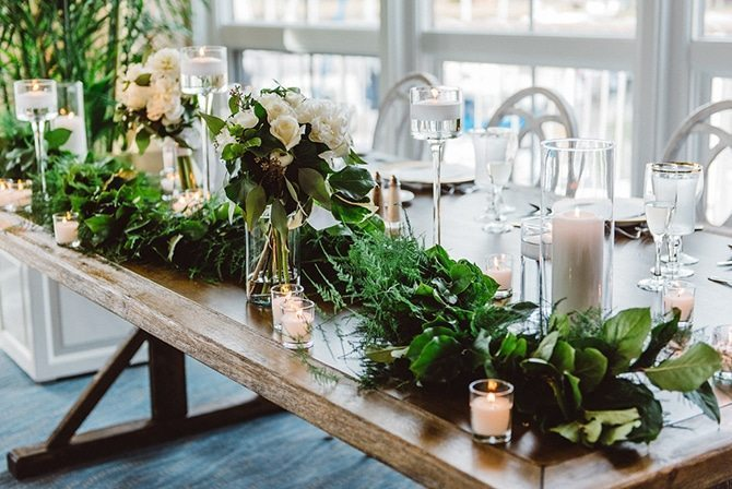 Blooms by Plantscaping | Nautical Wedding in Ohio | Aster & Olive Photography