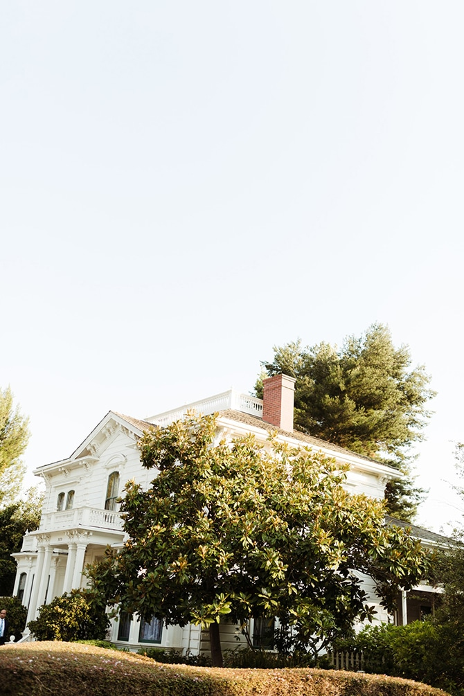 Rengstorff House Wedding | Rustic Wedding in Mountain View | Emily Jean Images