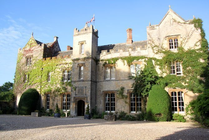 The Manor | Top Country House Wedding Venues UK
