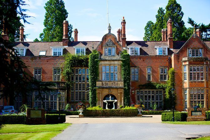 Tylney Hall | Top Country House Wedding Venues UK