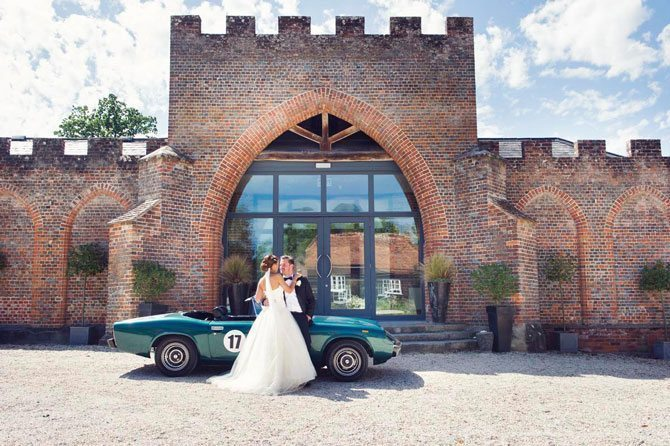 Wasing Park | Top Country House Wedding Venues UK