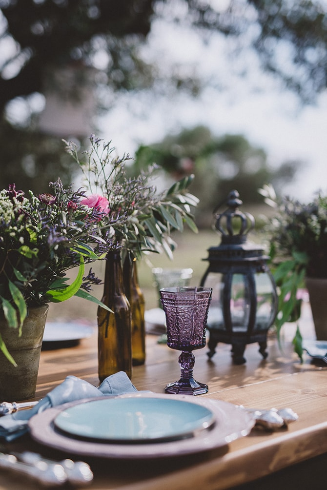 Rustic wedding decor | Greek Countryside Wedding | Andreas Markakis Photography