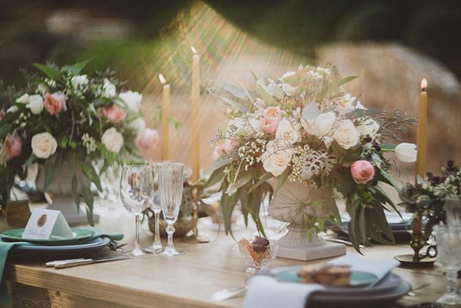 Al Fresco Wedding Reception | Greek Countryside Wedding | Andreas Markakis Photography