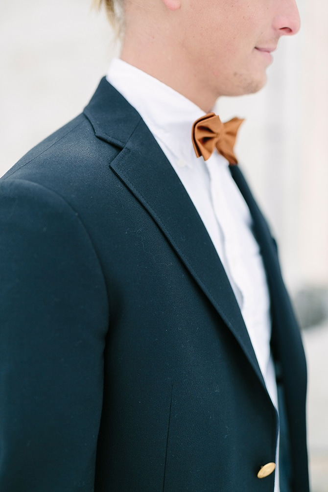 Tiger of Sweden Suit | Swedish Winter Wedding Style Linda-Pauline Photo