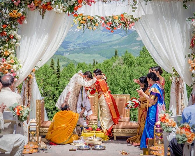 Hindu ceremony | Traditional Hindu Wedding | Third Eye Photography