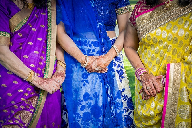 Hindu wedding dresses | Traditional Hindu Wedding | Third Eye Photography