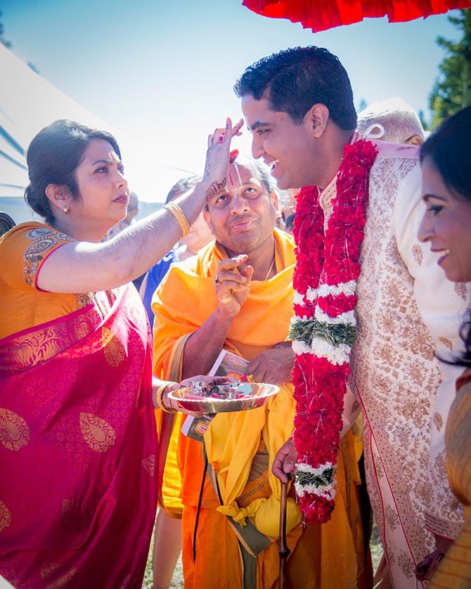 Hindu tradtions | Traditional Hindu Wedding | Third Eye Photography