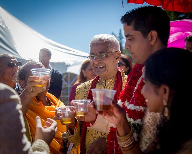 Hindu wedding traditions | Traditional Hindu Wedding | Third Eye Photography