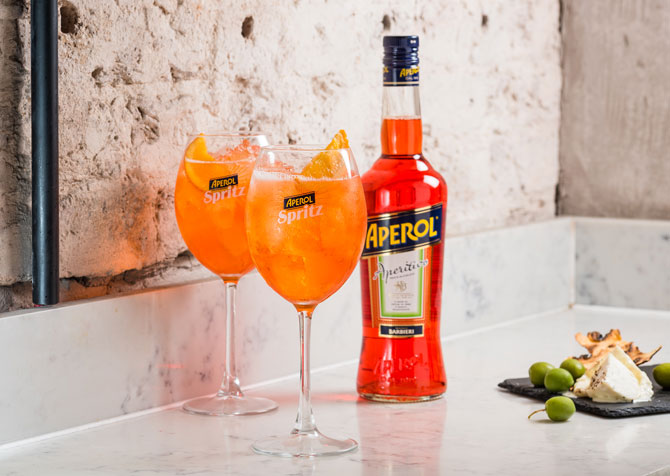 Aperol Aperitivio Cocktail