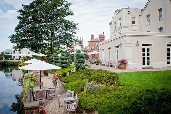 Castle House | Spring Wedding Venue