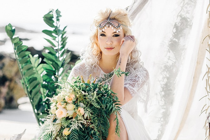 Boho Bride | Coastal Vagabond Inspiration | Shae Estella Photo