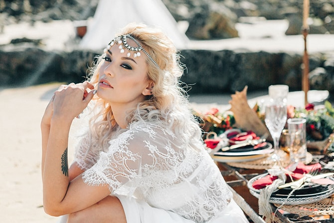 Beach Bride | Coastal Vagabond Inspiration | Shae Estella Photo