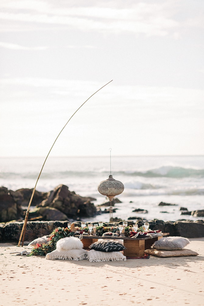 Beach picnic | Coastal Vagabond Inspiration | Shae Estella Photo