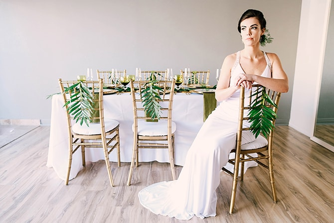 Foliage and Fern wedding style | Fern and Foliage Wedding Decor | Hawkeye Photography