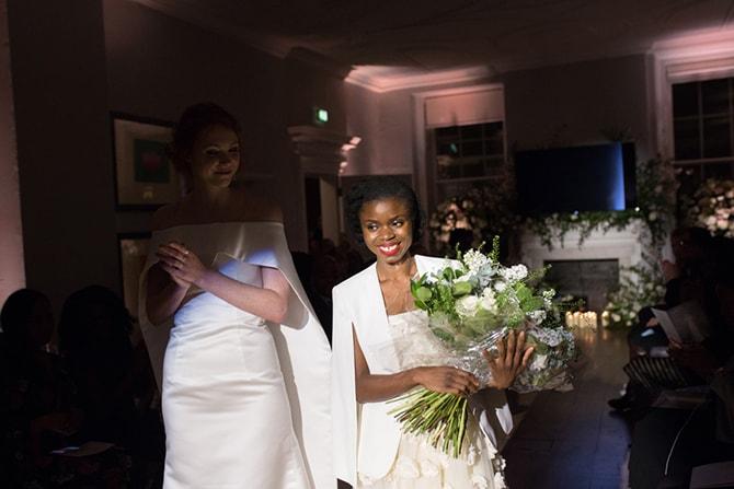 Wedding catwalk | Rita Colson Debut Bridal Collection