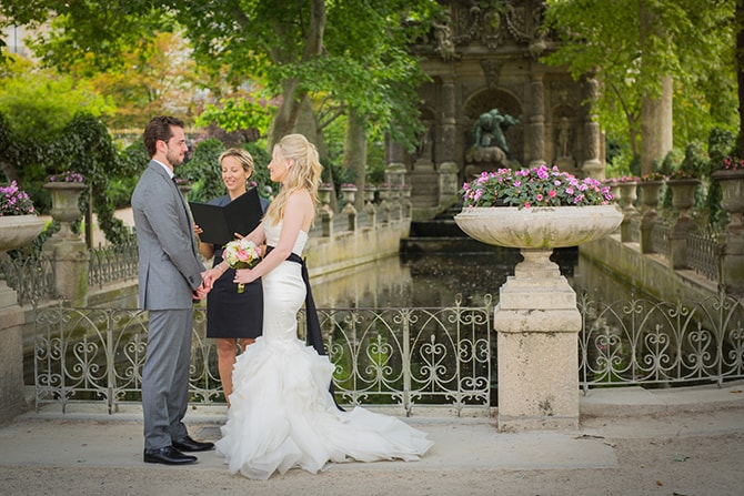 French Elopement | Vintage Paris Elopement | Paris Photographer Pierre