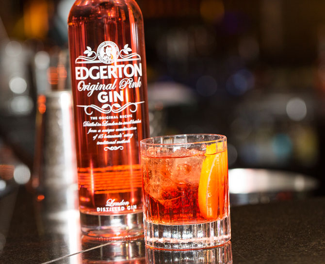 Edgerton Negroni Cocktail