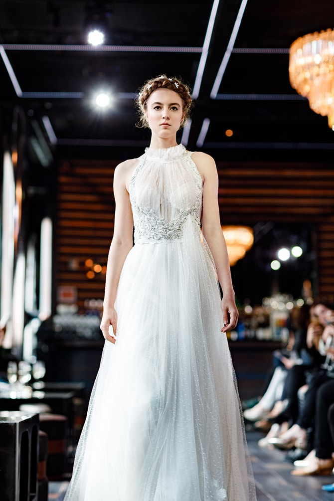 Gemy Maalouf Bridal Collection SS18
