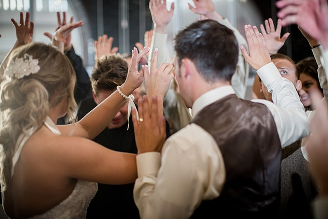 Wedding party | Urban Wedding at Jackson Terminal Train Station | Amanda May Photos