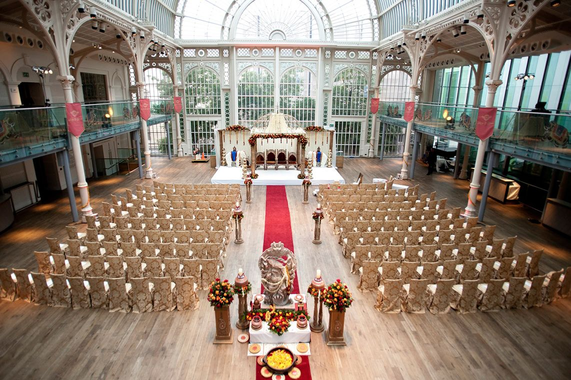 Unique venues of london ultimate wedding collective for Unique wedding ceremony venues