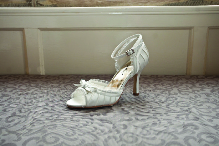 Top Tips for choosing your wedding shoes | Ultimate Wedding Magazine 2