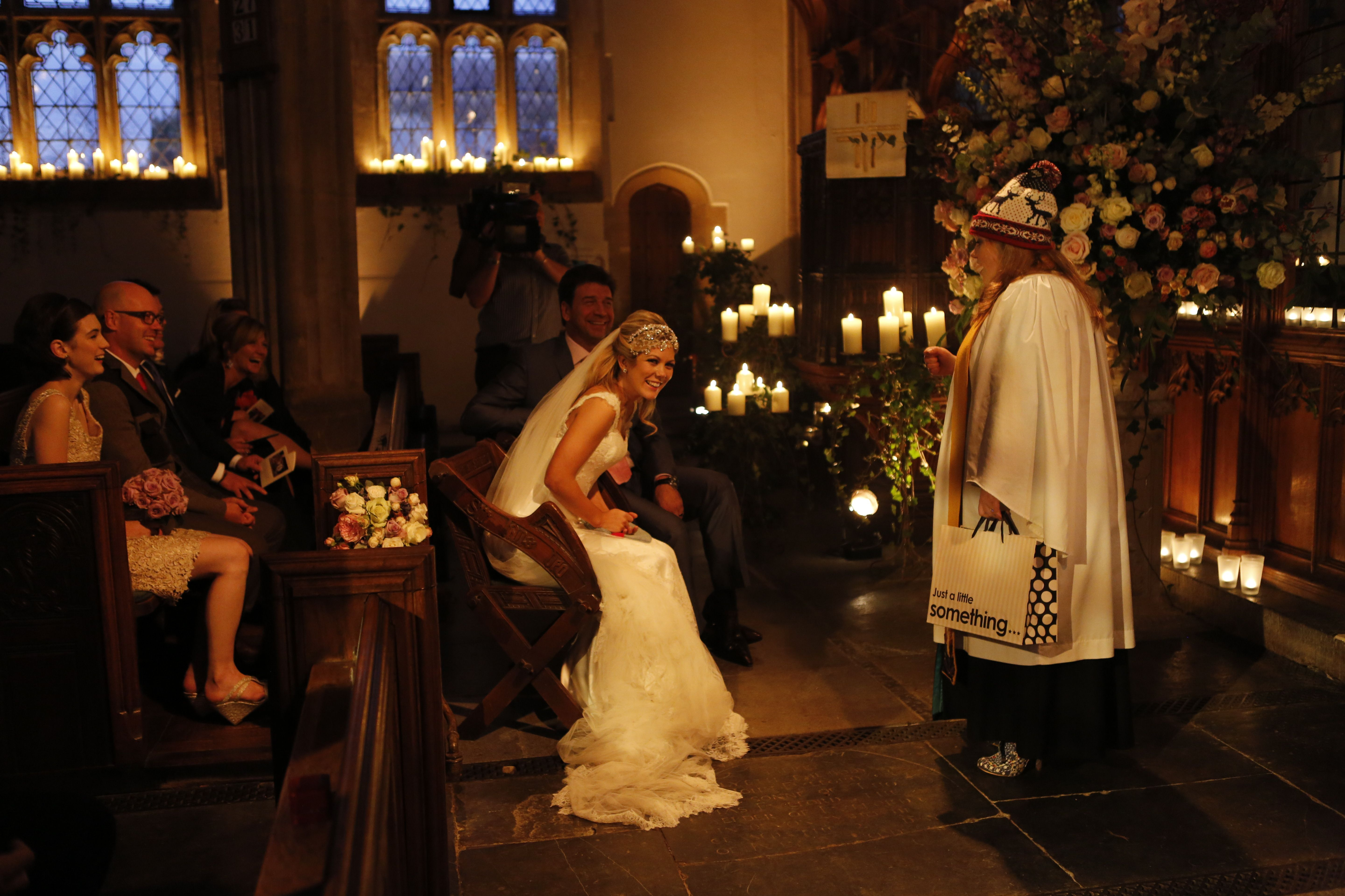 Interview With The Viral Vicar | Ultimate Wedding Magazine 1