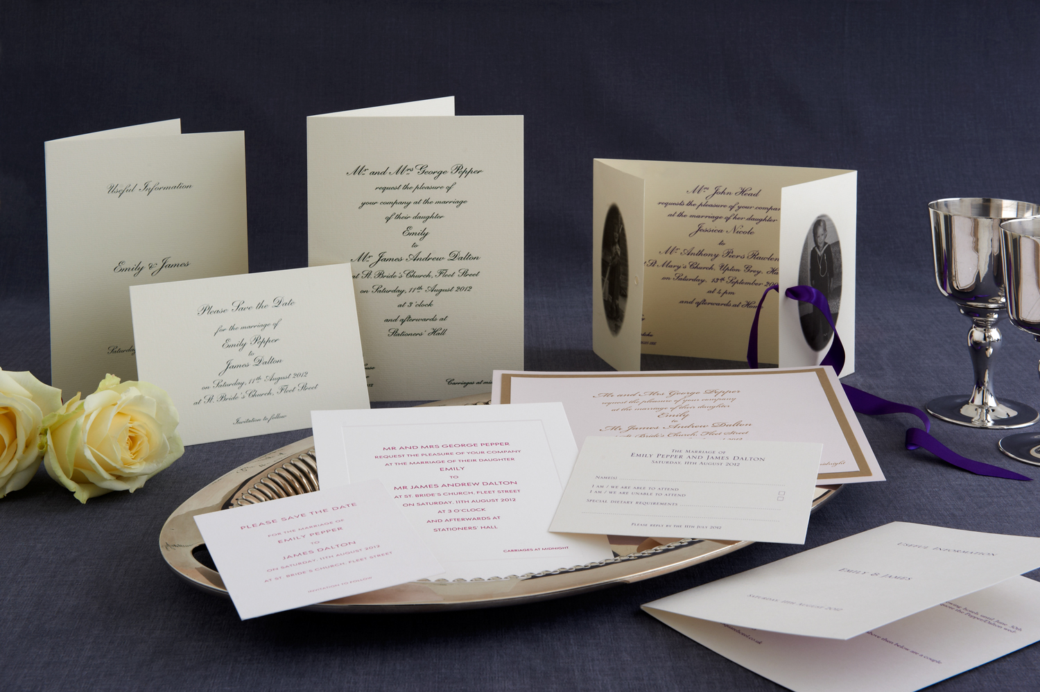 Prantl's Top Tips for choosing luxury wedding stationery | Ultimate Wedding Magazine 1