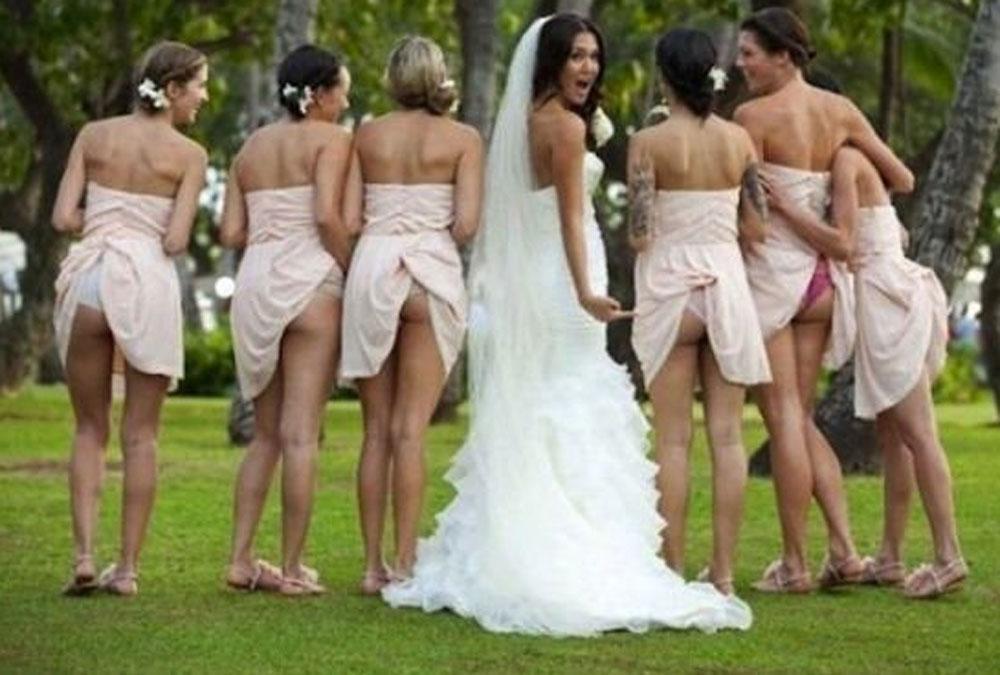 Hugh Jackman, Cheryl Cole, Monty Python, bottoms and marriage!  | Ultimate Wedding Magazine 2