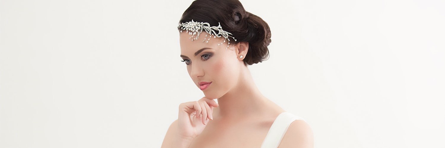 Buying your wedding headpiece | Ultimate Wedding Magazine 1