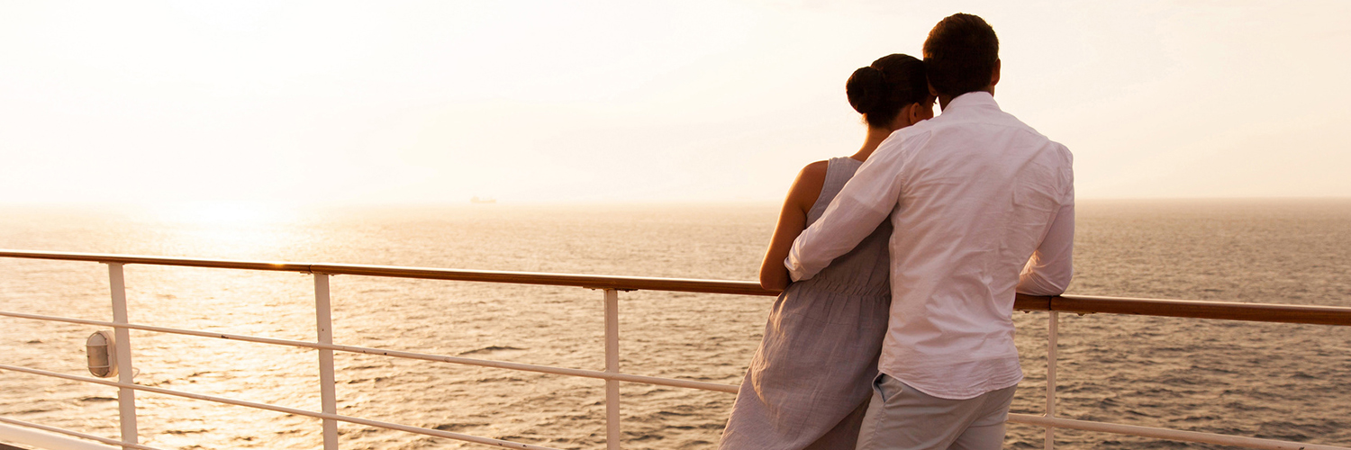 A guide to honeymoon cruises | Ultimate Wedding Magazine 2