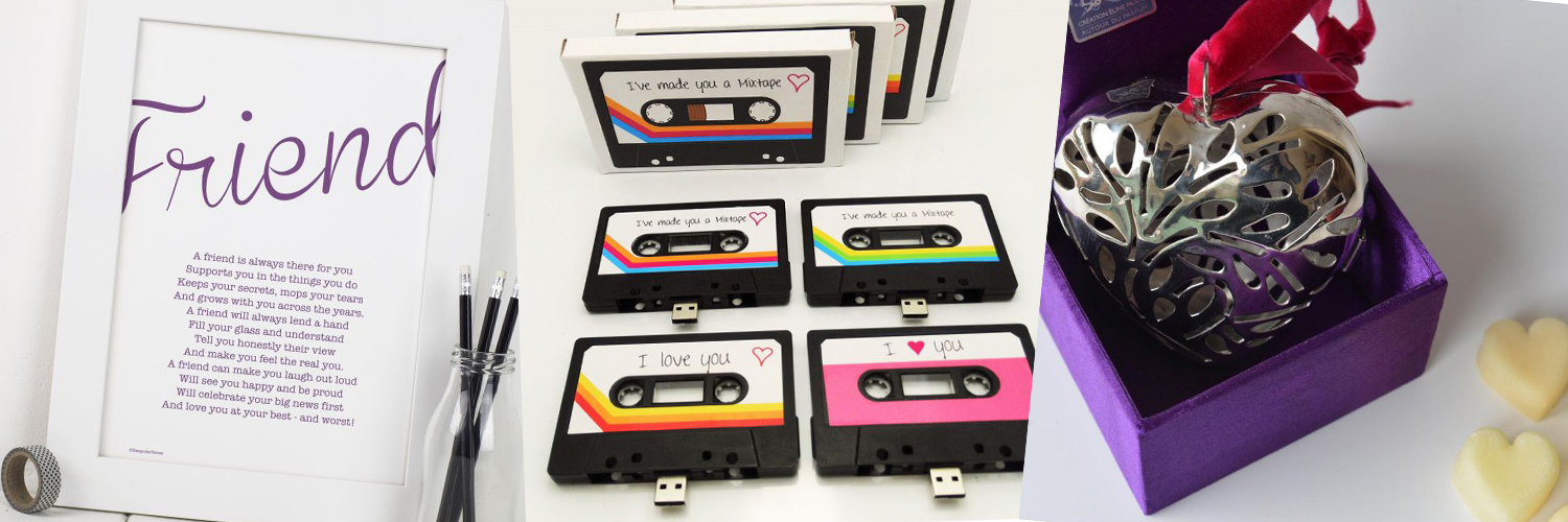 Casette USB | Unusual bridesmaid gifts